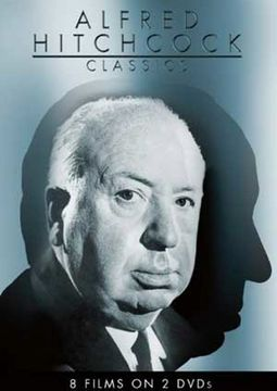 Alfred Hitchcock Classics, Volume 1 (2-DVD)