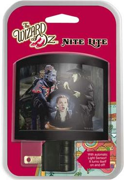 The Wizard of Oz - Wicked Witch Night Light
