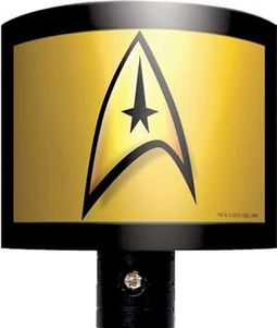 Star Trek - Command Insignia Night Light