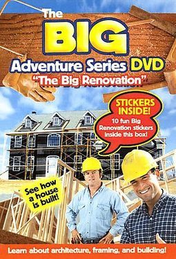 Big Adventure Series DVD: The Big Renovation