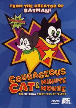 Courageous Cat and Minute Mouse: The Original