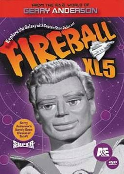 Fireball XL5 (5-DVD)