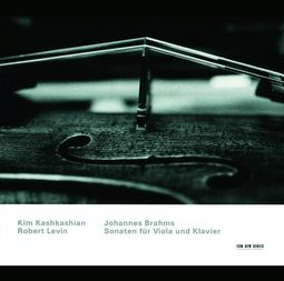 Brahms: Sonatas for Viola and Piano /
