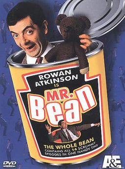 Mr. Bean - Complete Mr. Bean (3-DVD)