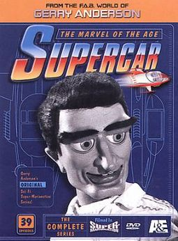 Supercar - Complete Series (5-DVD)