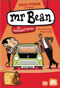 Mr. Bean: Animated Series - It's Not Easy Being