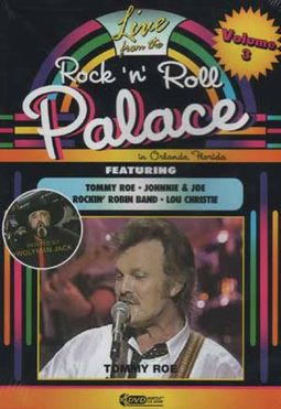 Live from the Rock 'n' Roll Palace, Volume 3