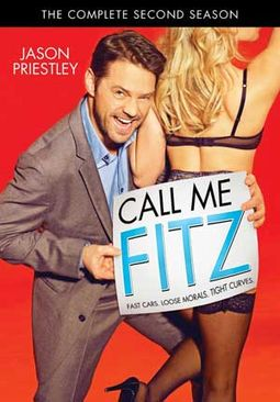Call Me Fitz - Complete 2nd Season (2-DVD)