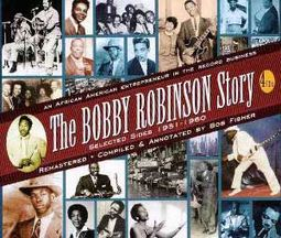 The Bobby Robinson Story - Selected Sides,
