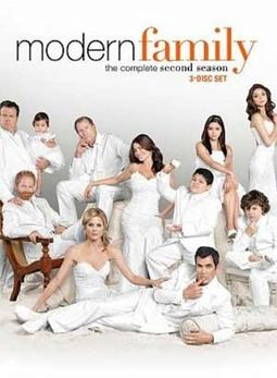 Modern Family - Complete 2nd Season (3-DVD)
