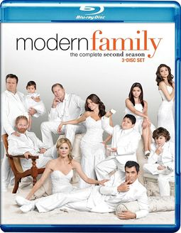 Modern Family - Complete 2nd Season (Blu-ray)