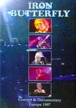 Iron Butterfly - Concert & Documentary: Europe