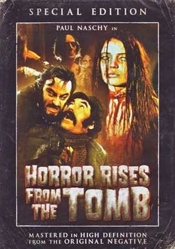 Horror Rises From The Tomb (Widescreen Special