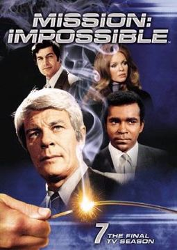 Mission: Impossible - Complete 7th Season (6-DVD)