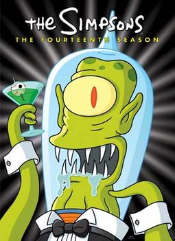 The Simpsons - Complete Season 14 (4-DVD)