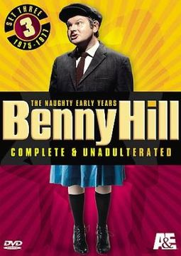 Benny Hill: Complete & Unadulterated - Set 3: