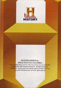 History Channel: Modern Marvels - Space Shuttle