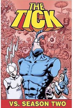 Tick vs. - Season 2 (2-DVD)