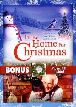 I'll Be Home For Christmas (DVD, CD)