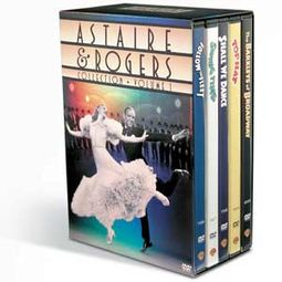Astaire & Rogers Collection, Volume 1 (Top Hat /