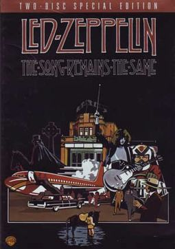 Led Zeppelin - The Song Remains the Same (Deluxe
