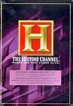 History Channel: Defending America (3-DVD)
