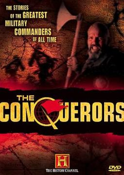 History Channel: The Conquerors (3-DVD)
