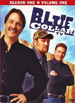 Blue Collar TV - Season 1 - Volume 1 (2-DVD)