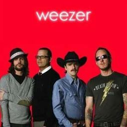 Weezer (The Red Album)(Red Vinyl)