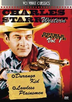 Charles Starrett - Western Double Feature, Volume