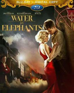 Water for Elephants (Blu-ray, With Digital Copy)