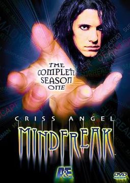 Criss Angel: MindFreak - Complete Season 1 (2-DVD)