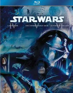Star Wars Trilogy (Blu-ray)
