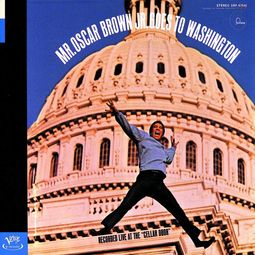 Mr. Oscar Brown, Jr. Goes to Washington (Live)