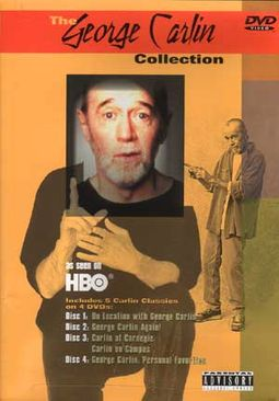 George Carlin Collection (Parental Advisory)
