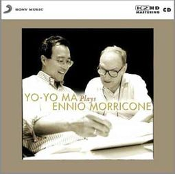 Plays The Music of Ennio Moricone (K2 HD CD)