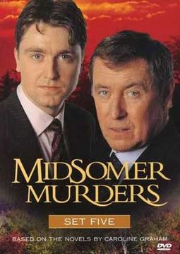 Midsomer Murders - Set 5 (5-DVD)