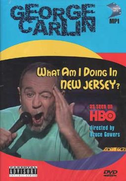 George Carlin - Live! What Am I Doing in New
