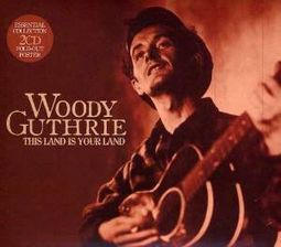 Woody Guthrie This Land Is Your Land 2 Cd 2011 101