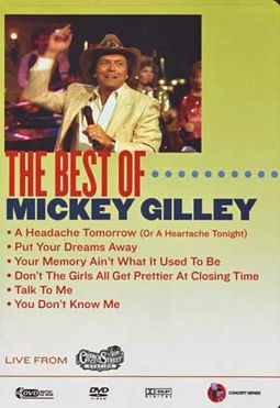 Mickey Gilley - Best Of: Live from Church Street