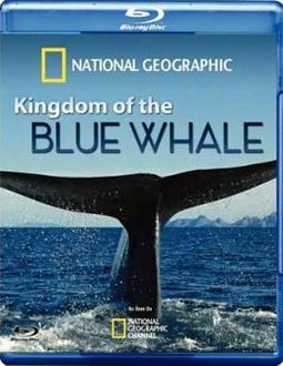 Kingdom of the Blue Whale (Blu-ray)