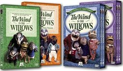 The Wind in the Willows Four-Pack (Original Film