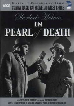 Sherlock Holmes and the Pearl of Death (Digitally