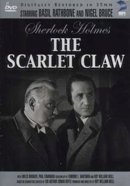 Sherlock Holmes and the Scarlet Claw (Digitally