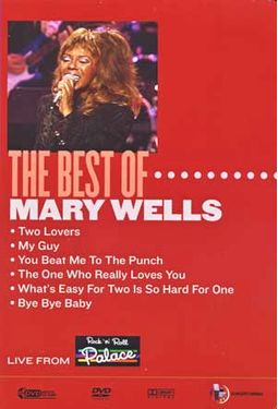 Mary Wells - Best Of: Live from Rock 'n' Roll