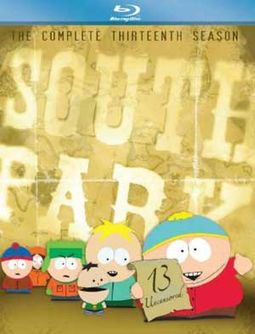 South Park - Complete Season 13 (Blu-ray)