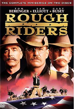 Rough Riders - Complete Mini-Series (2-DVD)
