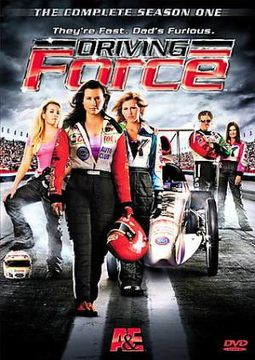 Driving Force - Complete Season 1 (2-DVD)