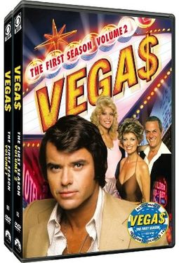 Vega$ - Season 1 - Volumes 1 & 2 (6-DVD)