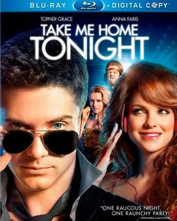 Take Me Home Tonight (Blu-ray, Includes Digital